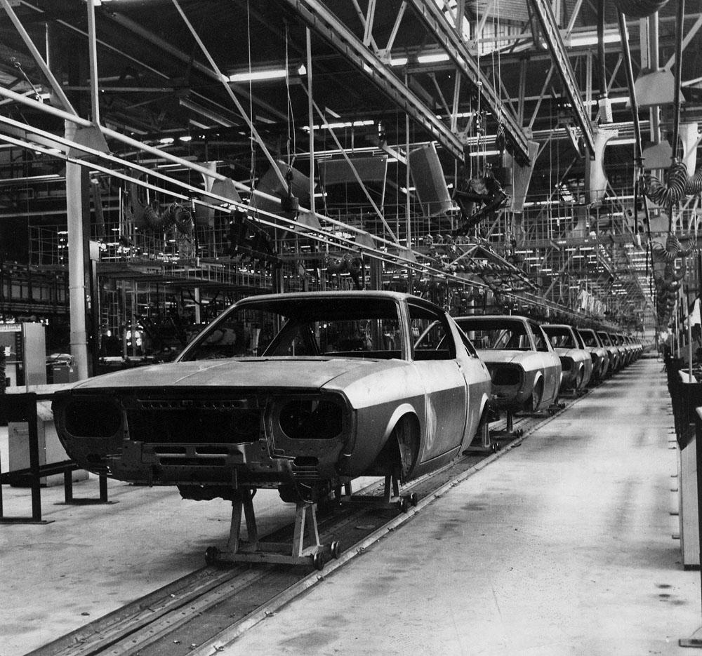 L'usine Chausson